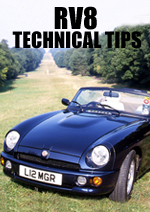 RV8 Technical Tips