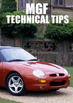 MGF Technical Tips