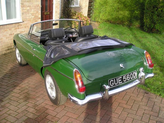 It has taken me 2 years to restore my roadster and lots of £s havent got the engine in yet,but I reckon another 4 months to finish it.