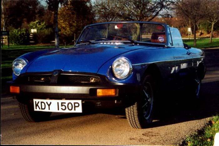 Although I no longer own this car, I hold it in fond memory. KDY helped me through chemotherapy - what a great car!
