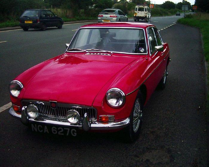 1968 GT bought last year from Mr Ken Wright who restored it beautifully.  Thanks Ken.