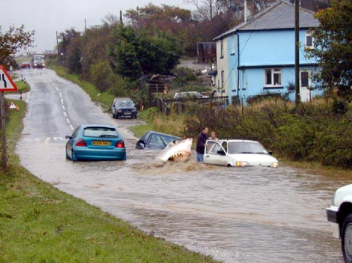 Lucky escape for a Rover 25