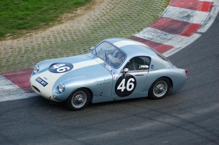 Six Hour endurance race - Antonio Bertini's Speedwell