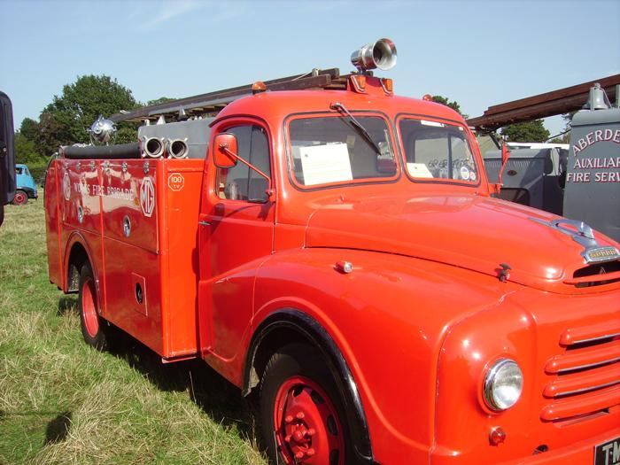 Found this little beauty at the Caldecote Steam Party near Nuneaton, it's claimed to be the only Abingdon Fire Engine ... very nice!