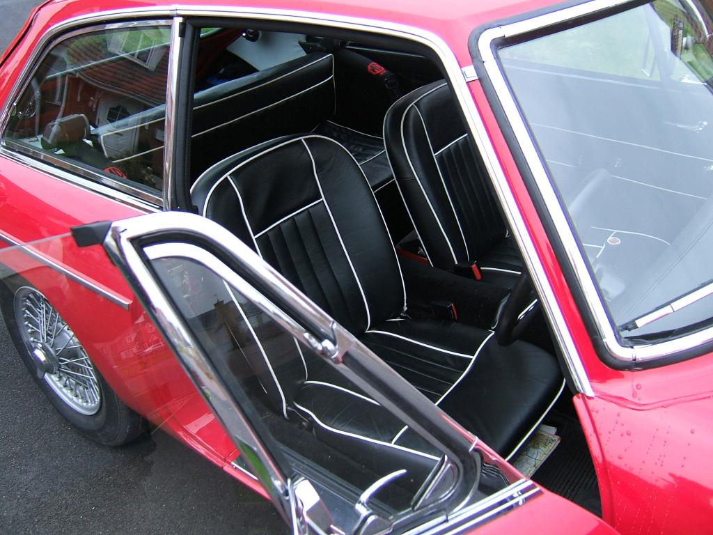 'Kamilla' interior after rebuild