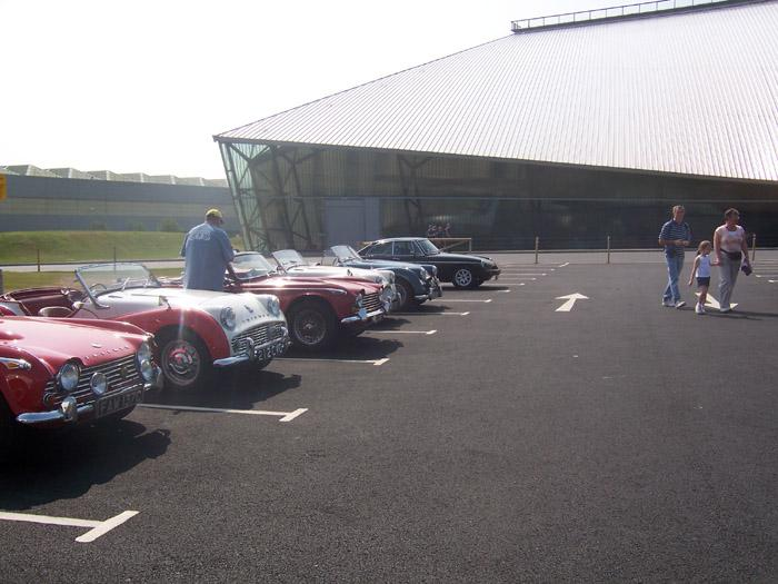 OK wrong types of cars here but I think the one at the end looks GOOD!!!