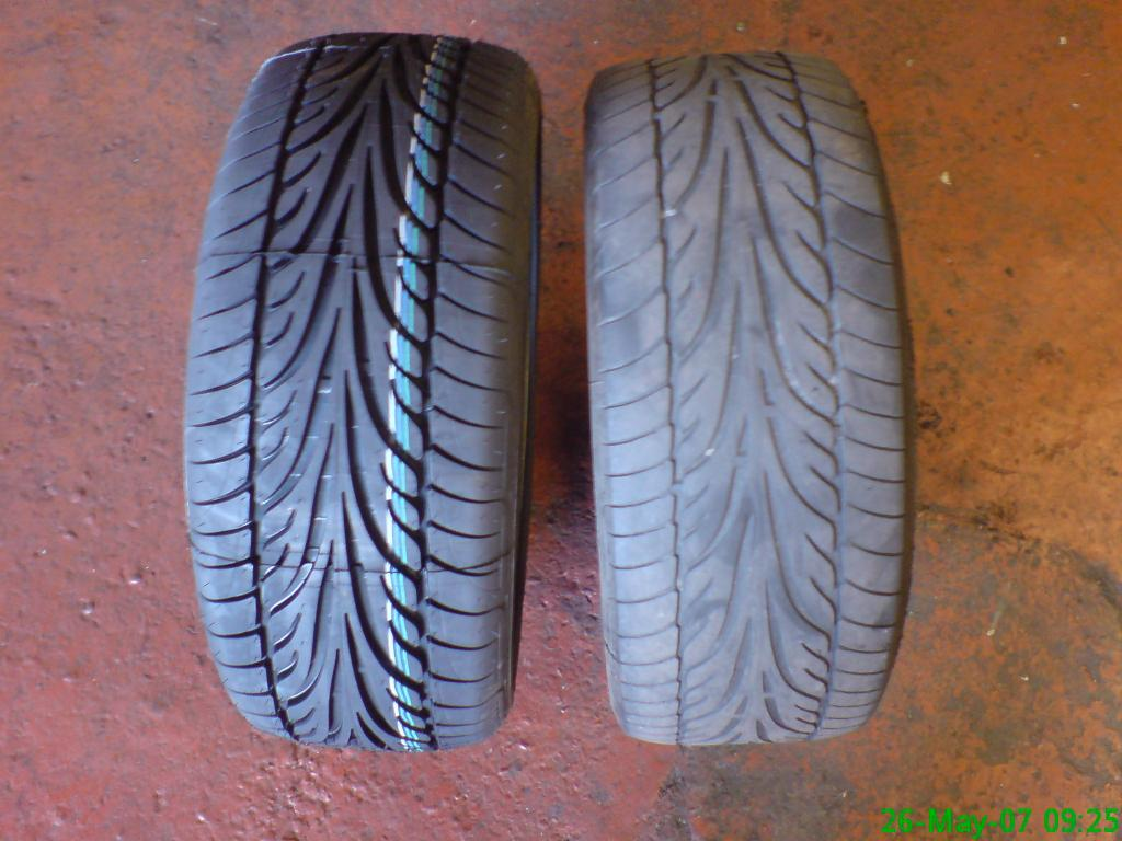 needed new tyres i think