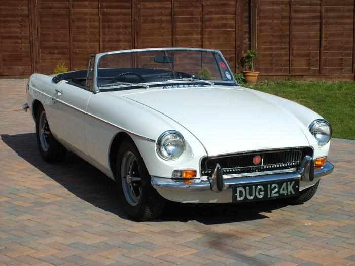 1971 Roadster ready for the 2007 Summer