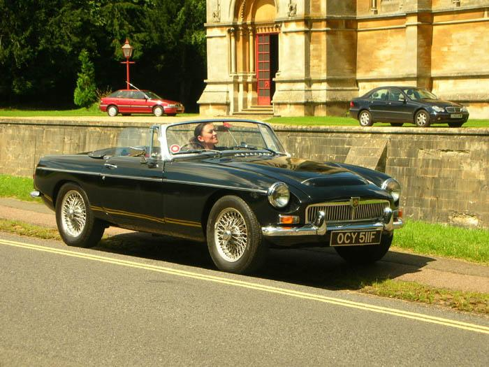 """""""Audrey and Giulia"""" at Woburn Abbey"""