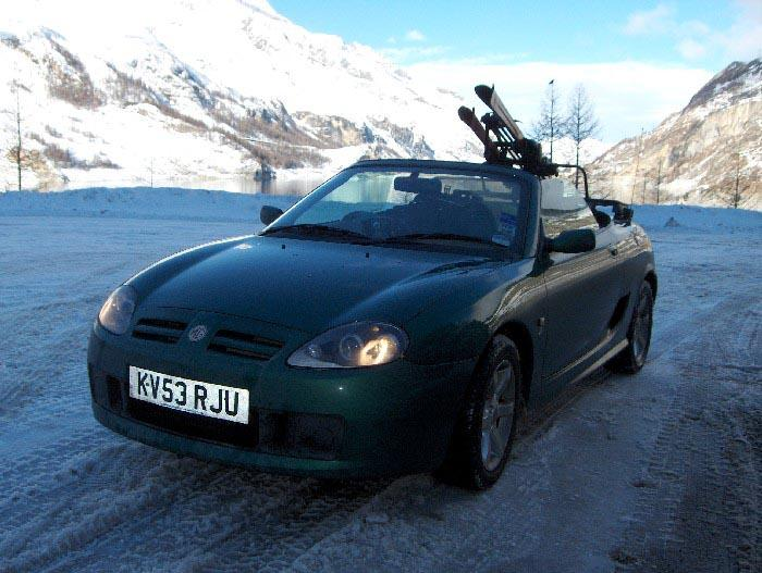What to do with your motor in the winter