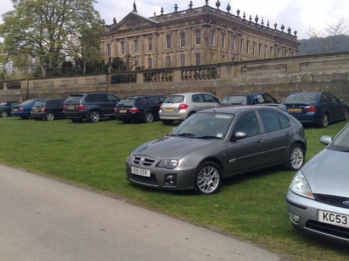 A day out at Chatsworth House