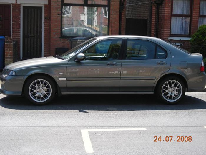 MG ZS+ 120. X Power grey and totally standard. Loverly!