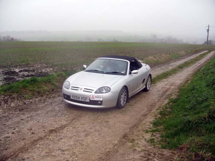 Beaujolais Rally 2008