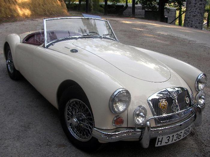 MGA 1600 MKII My dream come true